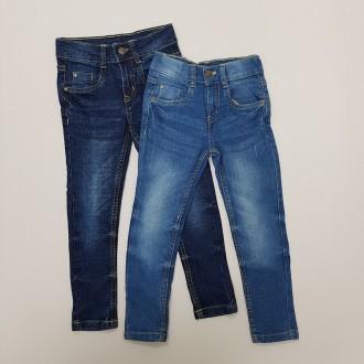 شلوار جینز 31329 سایز 4 تا 16 سال کد 2 مارک SKINY FIT