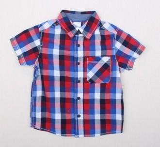 پیراهن پسرانه 11908 سایز 2 تا 10 سال مارک PALOMINO