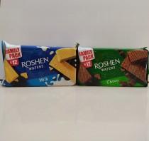 ویفر شکلاتی و وانیلی روشن 406580 ROSHEN