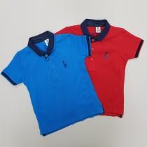 تی شرت پسرانه 31789 سایز 2 تا 13 سال مارک OKAIDI