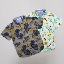 پیراهن پسرانه 31813 سایز 2 تا 12 سال مارک OKAIDI