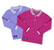 تی شرت دخترانه 18312 سایز 3 تا 24 ماه کد 3 مارک icon kidz