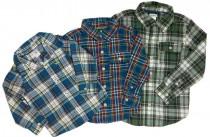 پیراهن پسرانه 15217 سایز بدو تولد تا 7 سالمارک carters