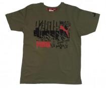 تی شرت آستین کوتاه مردانه 35046 سایز S,L,XL مارک PUMA