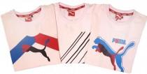تی شرت آستین کوتاه مردانه 35048 سایز L مارک PUMA