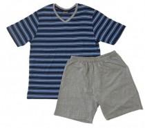 تی شرت و شلوارک مردانه 35065 سایز M,L,XL,XXL مارک LIVERGY