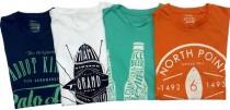 تی شرت آستین کوتاه مردانه 35051 سایز S,M,L,XL مارک GEORGE