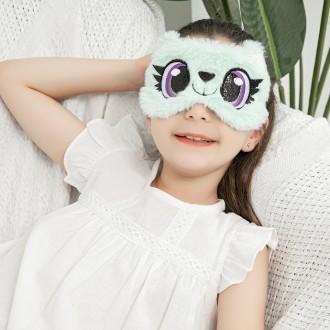 چشم بند فانتزی دخترانه (سبز روشن) کد 409084