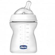 شیشه شیر جهت 2 ماه به بالا مارک chicco کد 14784 (NCO)