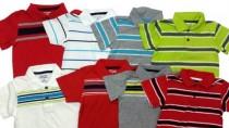 تی شرت آستین کوتاه پسرانه 15293 سایز 1 تا 5 سال مارک GARANIMALS