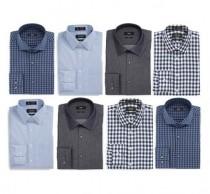 پیراهن مردانه 16561 سایز 40 تا 46 مارک COMBERTI