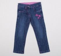 شلوار جینز دخترانه 11819 سایز 3 تا 12 سال مارک BARKITO