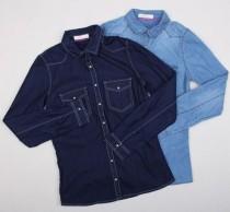 پیراهن جینز زنانه 11795 مارک CASHE