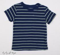تی شرت پسرانه 11839 سایز 1.5 تا 10 سال مارک H&M