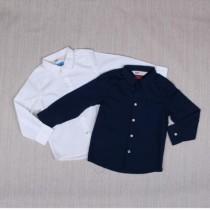پیراهن پسرانه 18224 سایز 1.5 تا 9 سال مارک H&M
