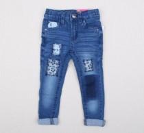 شلوار جینز دخترانه 11818 سایز 2 تا 7 سال مارک KIKI&KOKO