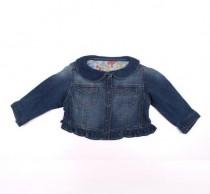 ژاکت جینز دخترانه 18219 سایز بدوتولد تا 12 ماه مارک EARLY DAYS