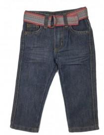 شلوار جینز پسرانه 10177 سایز 6 تا 36 ماه مارک gapkids