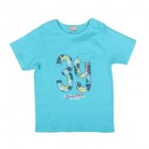 تی شرت پسرانه 18148 سایز 3 ماه تا 4 سال مارک GRAINDELLE