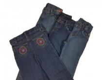 شلوار جینز دخترانه 10190 سایز 1 تا 6 سال مارک carters