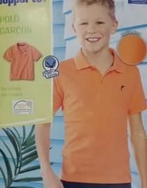 تی شرت آستین کوتاه پسرانه 15396 سایز 6 تا 12 سال مارک pepperts
