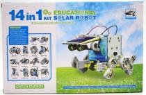 ربات 14 در 1 خورشیدی کد 8000241 (anj)
