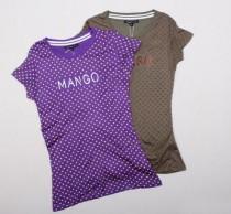 تی شرت زنانه 11766 مارک MANGO