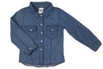 پیراهن جینز دخترانه 15447 سایز 2 تا 7 سال مارک PALOMINC