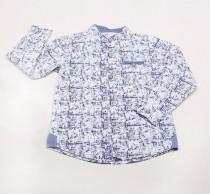 پیراهن پسرانه 11860 سایز 2 تا 10 سال مارک H&M