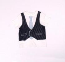 تی شرت پسرانه 16858 سایز 3 تا 36 ماه مارک FAGOTTINO