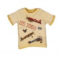 تی شرت پسرانه 16812 سایز 2 تا 8 سال مارک MAX