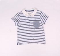 تی شرت پسرانه 16840 سایز 2 تا 9 ماه مارک MAYORAL