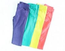 شلوار جینز دخترانه 10237 سایز 10 تا 18سال مارک KIABI