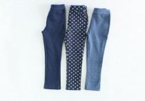ساپورت طرح جینز پاییزه دخترانه 10256 سایز 18 ماه تا 6 سال مارک LUPILUI