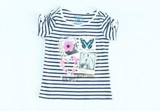 تی شرت دخترانه 15498 سایز 2 تا 6 سال مارک PALOMINO