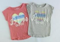 تی شرت دخترانه 15510 سایز 7 تا 16 سال