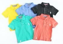 تی شرت پسرانه 100064 سایز 6 ماه تا 3 سال مارک OKAIDI