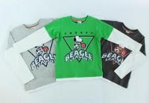 تی شرت پسرانه 15513 سایز 18 ماه تا 5 سال مارک DISNEY