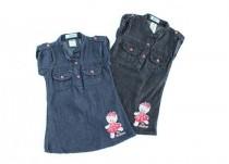 سارافون جینز دخترانه 100094 سایز 9 ماه تا 2 سال مارک Carters محصول بنگلادش
