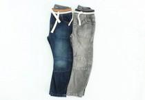شلوار جینز کمرکش پسرانه 150033 سایز 2 تا 16 سال مارک Inextenso محصول بنگلادش