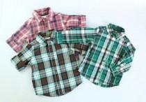 پیراهن پسرانه 100135 سایز 12 ماه تا 4 سال مارک carters محصول بنگلادش