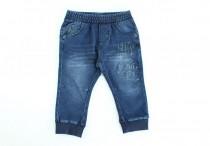 شلوار جینز کمرکش 150041 سایز 9 تا 36 ماه مارک BLUKIDS محصول بنگلادش