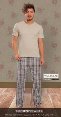 ست بلوز و  شلوار راحتی VivaRelax 2507