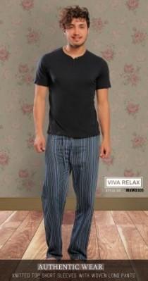 ست بلوز و شلوار راحتی VivaRelax 2505