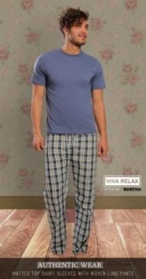 ست بلوز و شلوار راحتی VivaRelax 2504