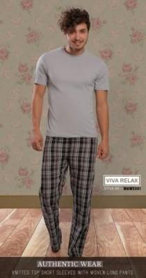 ست بلوز و شلوار راحتی VivaRelax 2501