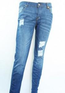 شلوار جینز زنانه 200091 سایز 36 تا 44 مارک MANGO