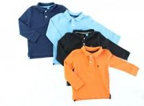 تی شرت پسرانه 100248 سایز 1 تا 12 سال مارک OKAIDI محصول بنگلادش