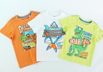 تی شرت پسرانه 100271 سایز 2 تا 8 سال مارک Palomino محصول بنگلادش