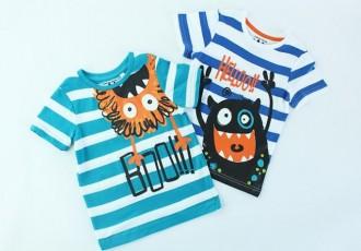 تی شرت پسرانه 100291 سایز 2 تا 5 سال مارک PALOMINO محصول بنگلادش